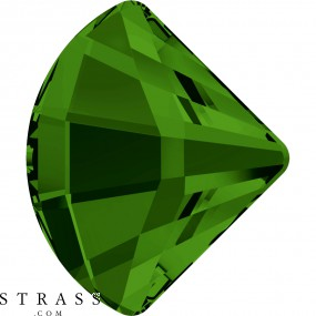 Cristaux de Swarovski 2714 Dark Moss Green (260)