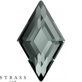Cristaux de Swarovski 2773 MM 9,9X 5,9 BLACK DIAMOND M HF (5392325)