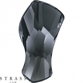 Cristaux de Swarovski 2798 Crystal (001) Silver Night (SINI)