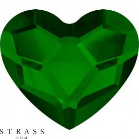 Cristaux de Swarovski 2808 Dark Moss Green (260)