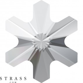 Cristaux de Swarovski 2826 MM 5,0 CRYSTAL F (1090255)