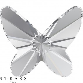 Cristaux de Swarovski 2854 MM 8,0 CRYSTAL F (1014604)