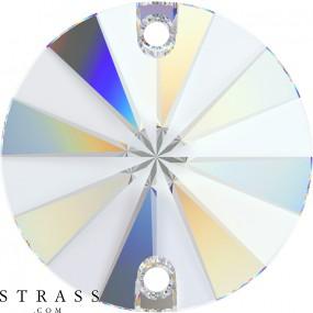 Cristaux de Swarovski 3200/G Crystal (001) Aurore Boréale (AB)
