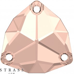 Cristaux de Swarovski 3272 MM 20,0 VINTAGE ROSE F (5387802)