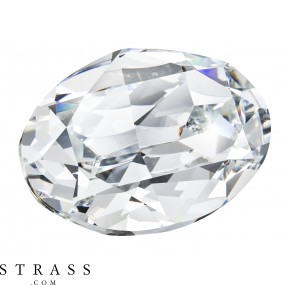 Cristaux de Swarovski 4120 Crystal (001) Royal Green (L109S)