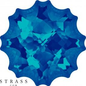 Cristaux de Swarovski 4195 Crystal (001) Bermuda Blue (BBL)