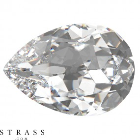 Cristaux de Swarovski 4320 MM 6,0X 4,0 PACIFIC OPAL SATIN F (989610)