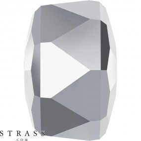 Cristaux de Swarovski 5045 Crystal (001) Light Chrome (LTCH)