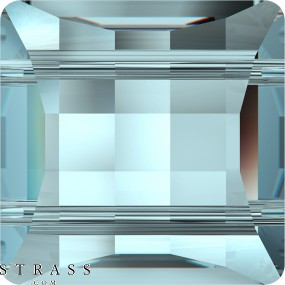 Cristaux de Swarovski 5625 MM 10,0 AQUAMARINE (1185858)