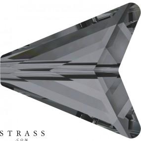 Cristaux de Swarovski 5748 Crystal (001) Silver Night (SINI)