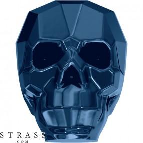 Cristaux de Swarovski 5750 Crystal (001) Metallic Blue (METBL)
