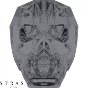 Cristaux de Swarovski 5750 Crystal (001) Silver Night (SINI)