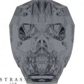 Cristaux de Swarovski 5750 Crystal (001) Silver Night Both Sides (SINI2X)