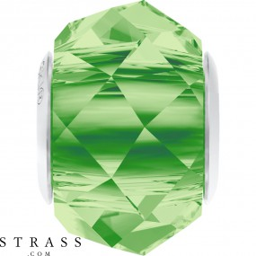 Cristaux de Swarovski 5948 MM 14,0 PERIDOT STEEL (1184567)