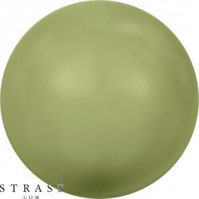 Cristaux de Swarovski 5810 Crystal (001) Light Green Pearl (293)