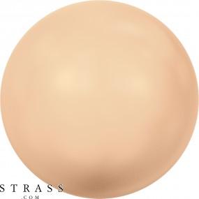 Cristaux de Swarovski 5810 Crystal (001) Peach Pearl (300)