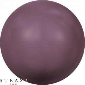 Cristaux de Swarovski 5810 Crystal (001) Burgundy Pearl (301)