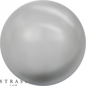 Cristaux de Swarovski 5810 Crystal (001) Light Grey Pearl (616)