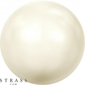 Cristaux de Swarovski 5810 Crystal (001) Creamrose Pearl (621)
