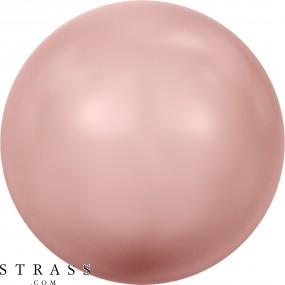Cristaux de Swarovski 5810 Crystal (001) Pink Coral Pearl (716)