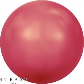 Cristaux de Swarovski 5810 Crystal (001) Neon Red Pearl (770)