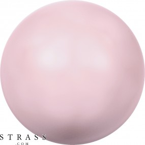 Cristaux de Swarovski 5810 Crystal (001) Pastel Rose Pearl (944)