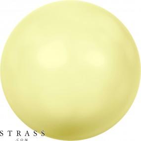 Cristaux de Swarovski 5810 Crystal (001) Pastel Yellow Pearl (945)