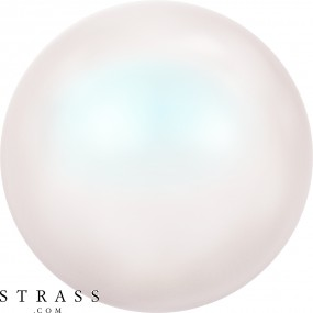 Cristaux de Swarovski 5811 MM 10,0 CRYSTAL PEARLESCENT WHITE PR (5228496)