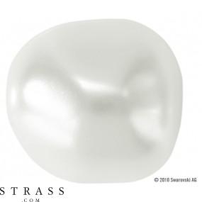 Cristaux de Swarovski 5840 Crystal (001) Jade Pearl (715)