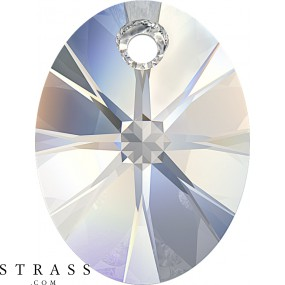 Cristaux de Swarovski 6028 MM 8,0 CRYSTAL AB (1167431)