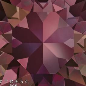Cristaux de Swarovski 5052 Crystal (001) Lilac Shadow (LISH)