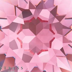 Cristaux de Swarovski 2520 Light Rose (223)