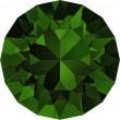 Cristaux de Swarovski 1088 Dark Moss Green (260)