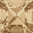 Cristaux de Swarovski 4428 Crystal (001) Golden Shadow (GSHA)