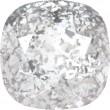 Cristaux de Swarovski 4470 Crystal (001) Silver Patina (SILPA)
