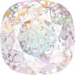 Cristaux de Swarovski 4470 Crystal (001) White Patina (WHIPA)