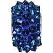 Cristaux de Swarovski 180401 Crystal (001) Bermuda Blue (BBL)