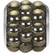 Cristaux de Swarovski 180601 Crystal (001) Metallic Light Gold (MLGLD)
