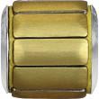 Cristaux de Swarovski 180801 Gold Brushed (081)