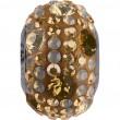 Cristaux de Swarovski 181504 Crystal (001) Golden Shadow (GSHA)