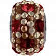 Cristaux de Swarovski 181504 Crystal (001) Rose Gold (ROGL)