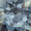 Cristaux de Swarovski 3024 Crystal (001) Blue Shade (BLSH)