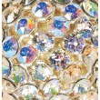 Cristaux de Swarovski 40512 Light Silk Multi (LSMU)