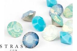Chatons de Cristales de Swarovski PP32 (Pacific Mix) 100 Piezas