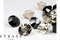 Chatons de Cristales de Swarovski PP32 (Star Night Mix) 100 Piezas