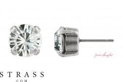 """Pendiente """"Sensillo"""" Crystal con Cristales originales de Swarovski"""
