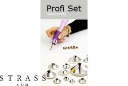 Profi-Set Cristales de Swarovski(STRASSSET18)