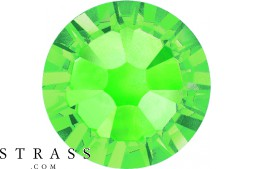 Cristales de Swarovski 2058 SS 10 PERIDOT F (1076572) 200 Piezas