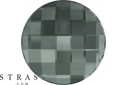 Cristales de Swarovski 2035 MM 6,0 BLACK DIAMOND M HF (1062287)
