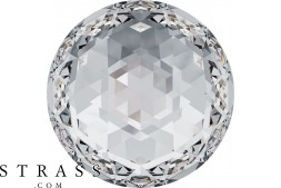Cristales de Swarovski 2072 MM 8,0 CRYSTAL F (651240)